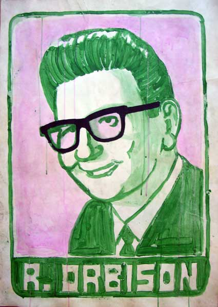 Roy Orbison | painting