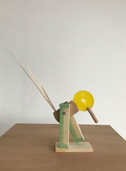 Vogel van Barbara Kroon | object | sculpturen